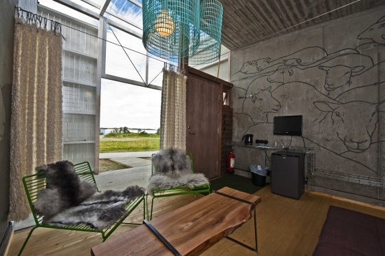 Hotel SUB, Stokkøya by Pir II Arkitektkontor AS | Hotels