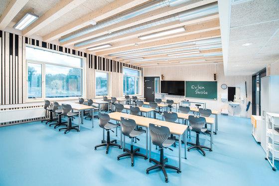 The New Evjen School by Pir II Arkitektkontor AS   Schools