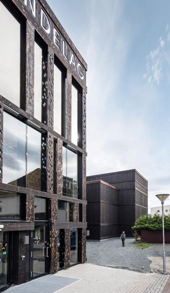 The Trondelag Regional Touring Theatre by Pir II Arkitektkontor AS | Theatres