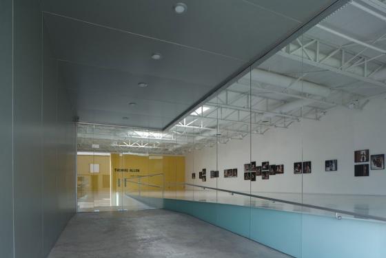 Light & Sie Art Gallery von Laguarda.Low Architects | Museen