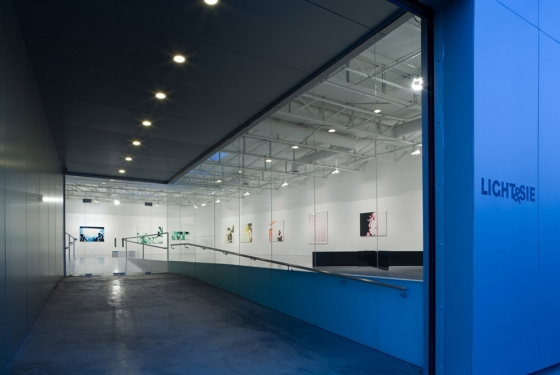 Light & Sie Art Gallery by Laguarda.Low Architects | Museums