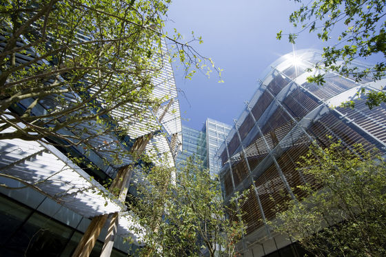 One Angel Lane by Fletcher Priest Architects | Office buildings