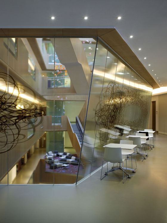 University of Oxford Biochemistry Department de Hawkins\Brown | Universités