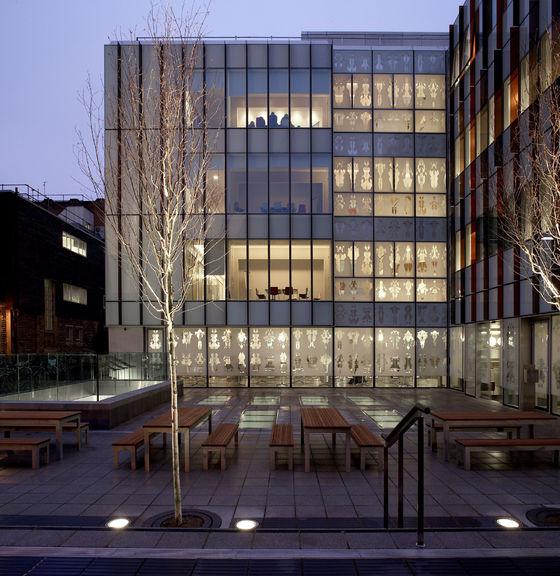 University of Oxford Biochemistry Department by Hawkins\Brown | Universities