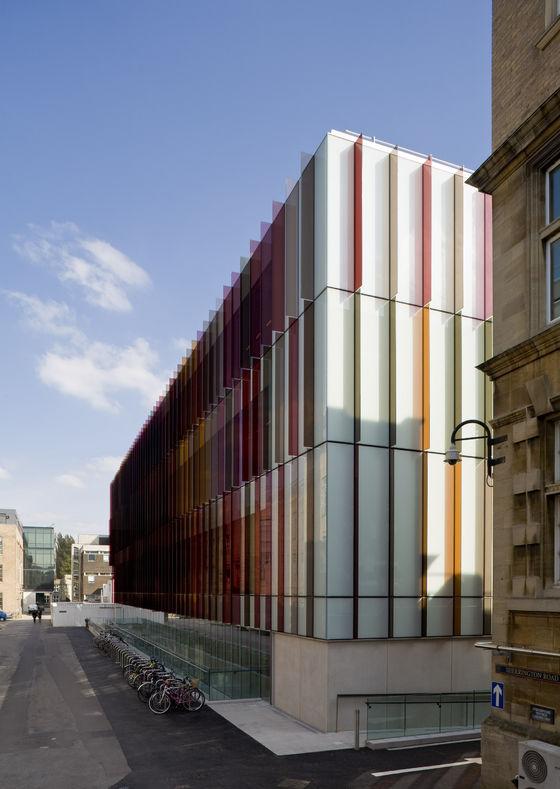Hawkins\Brown-University of Oxford Biochemistry Department