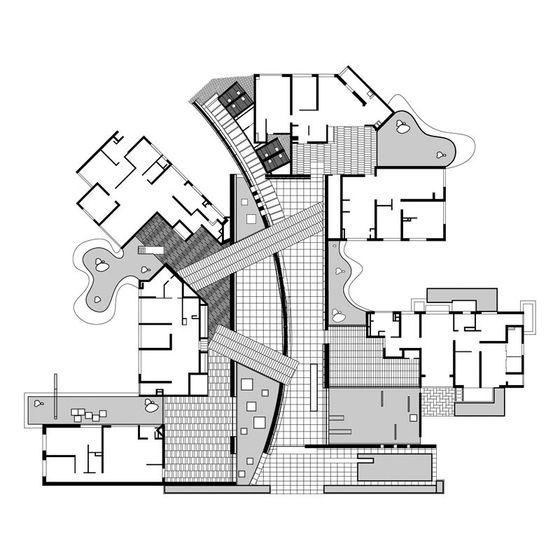 Royal Garden by Mauro Lipparini | Apartment blocks