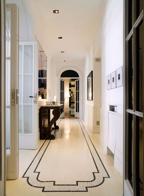 Milano_C.so Venezia von BLAST Architetti | Wohnräume