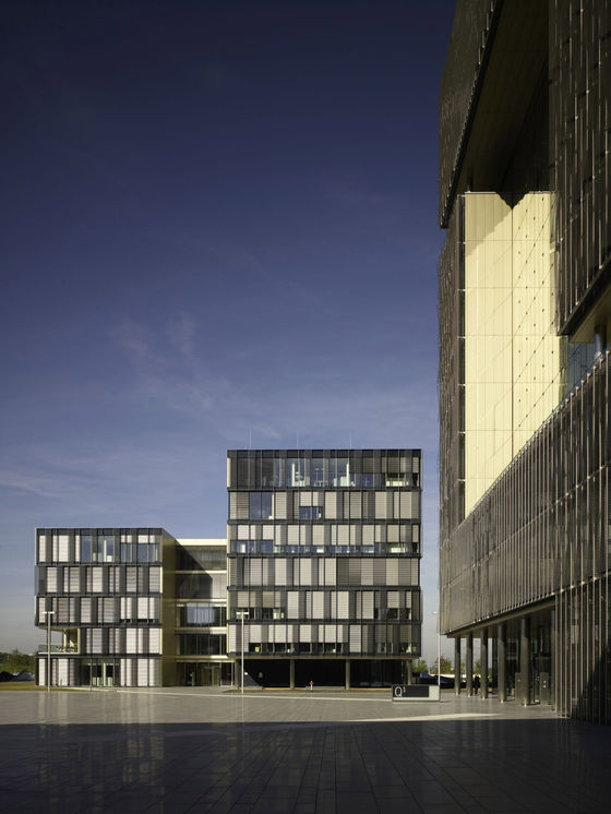 Architektur Essen thyssenkrupp quartier essen by jswd architekten office buildings