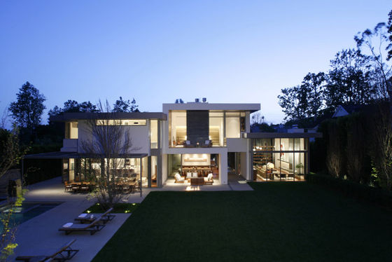 Brentwood by MLK Studio Inc. | Detached houses