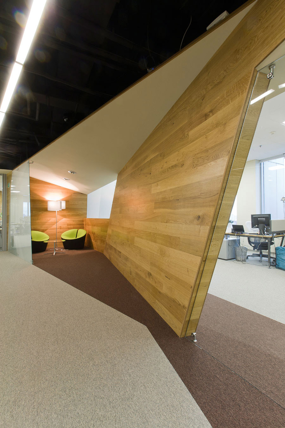 Yandex internet company office in ekaterinburg by za bor architects office buildings