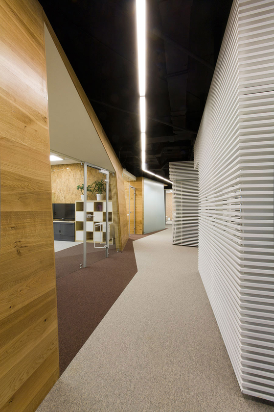 Yandex Internet Company Office In Ekaterinburg By Za Bor