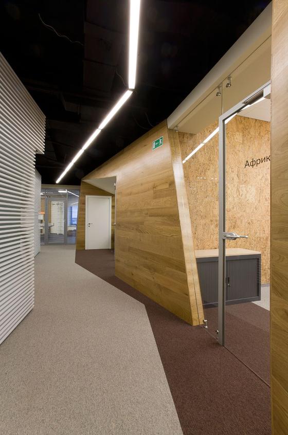 'Yandex' internet company office in Ekaterinburg by za bor architects   Office buildings