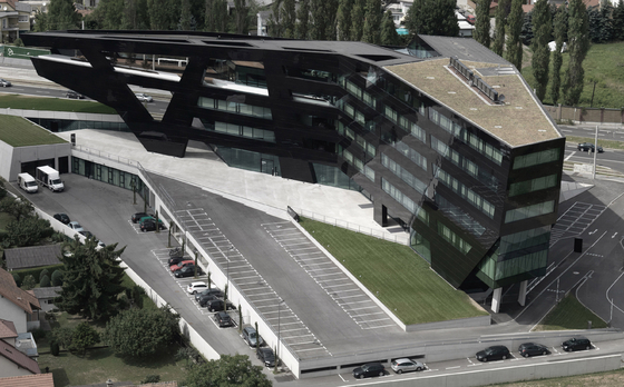 GSarchitects-MP09 - Headquarters der Uniopt Pachleitner Group