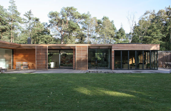 Bergman-Werntoft House by Johan Sundberg Arkitektur | Detached houses