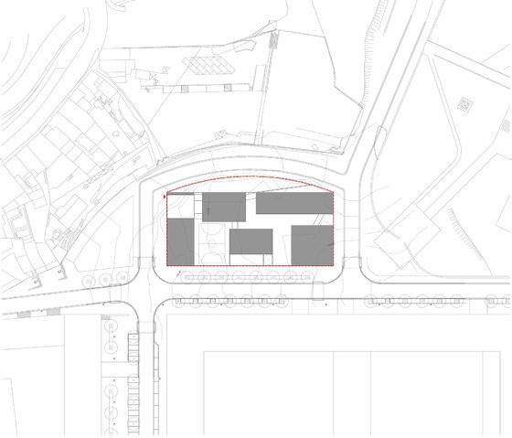 AVA Architects-School Center Antas