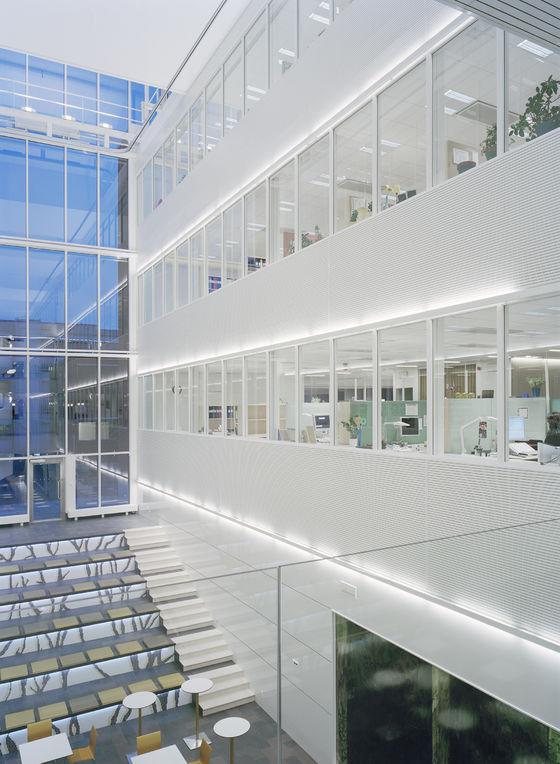 Astra Zeneca B230 by Lomar Arkitekter | Office buildings
