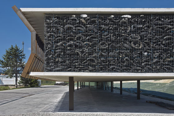 OFFICE BUILDING AUDENASA by VAILLO + IRIGARAY | Office buildings