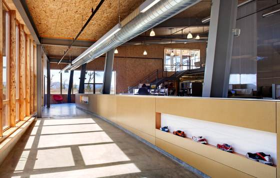 Pearl Izumi North American Headquarters by ZGF Architects LLP   Office buildings