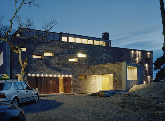 Villa J by Marge Arkitekter | Detached houses