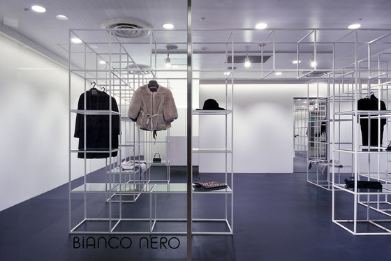 BIANCO NERO by Neri & Hu Design and Research Office | Shop interiors