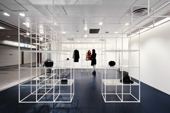 BIANCO NERO di Neri & Hu Design and Research Office | Negozi - Interni