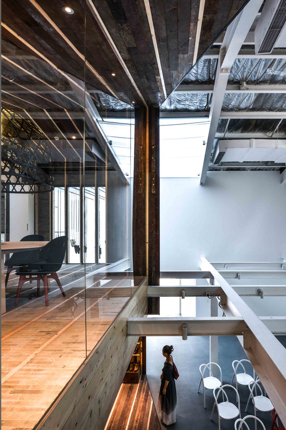 Camper Showroom   Office by Neri & Hu Design and Research Office   Showrooms