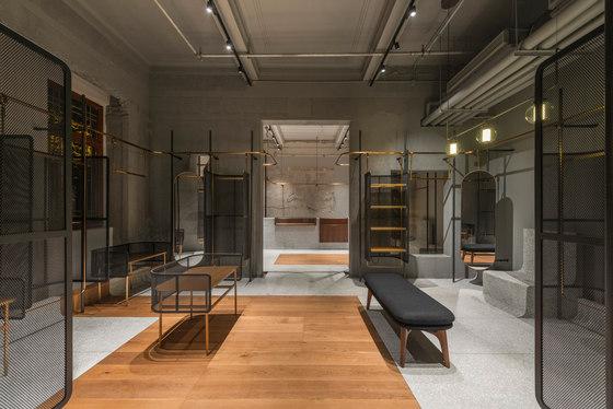 Comme Moi Flagship Store de Neri & Hu Design and Research Office   Diseño de tiendas