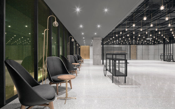 BEI Function Space by Neri & Hu Design and Research Office | Trade fair & exhibition buildings