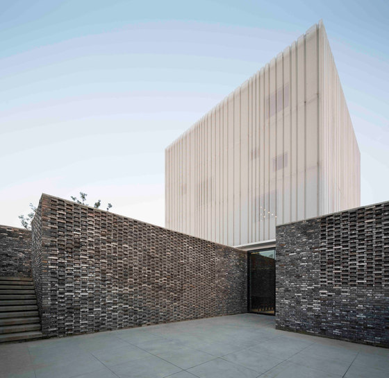 Suzhou Chapel by Neri & Hu Design and Research Office | Church architecture / community centres