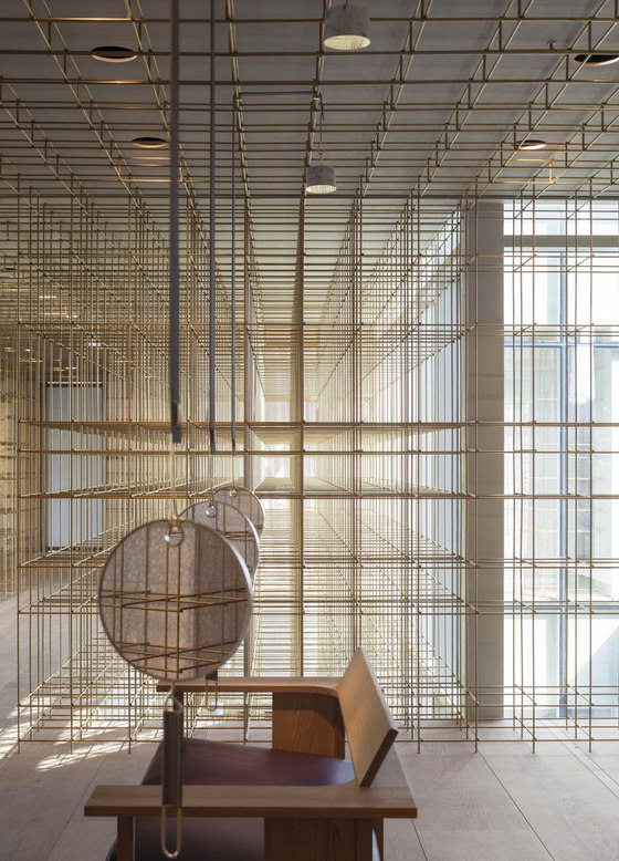 Sulwhasoo Flagship Store de Neri & Hu Design and Research Office | Shop interiors
