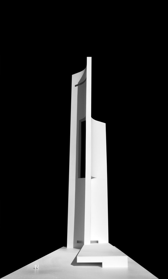 Wind Tower di Fran Silvestre Arquitectos | Industie edilizie
