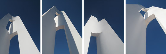 Wind Tower de Fran Silvestre Arquitectos | Constructions industrielles