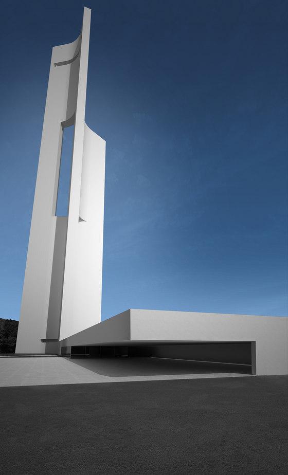 Wind Tower by Fran Silvestre Arquitectos | Industrial buildings