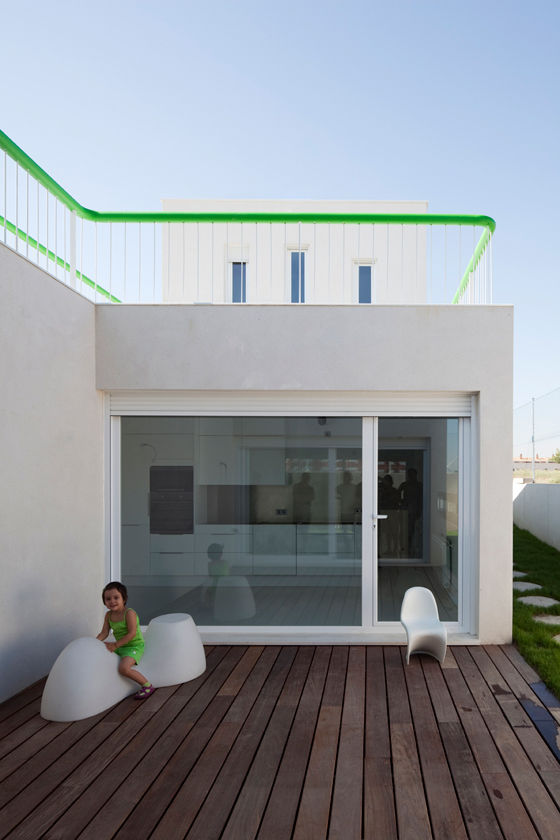 Casa Syntes by Dosmasuno Arquitectos | Detached houses