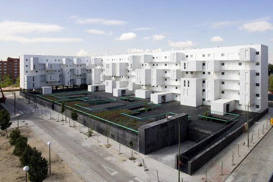 Carabanchel Project by Dosmasuno Arquitectos | Apartment blocks