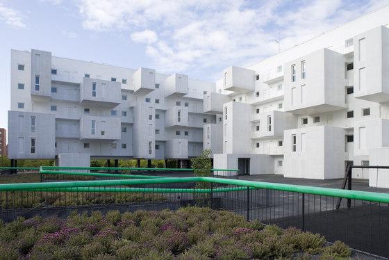 Carabanchel Project di Dosmasuno Arquitectos | Case plurifamiliari