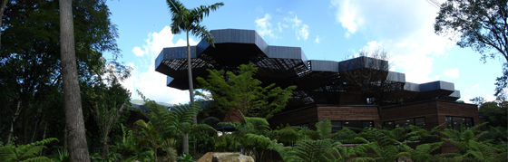 ORQUIDEORAMA by Camilo Restrepo Arquitectos | Gardens