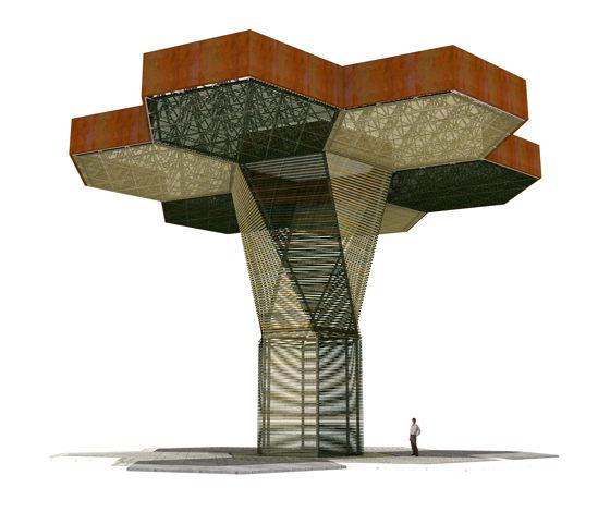 Camilo Restrepo Arquitectos-ORQUIDEORAMA
