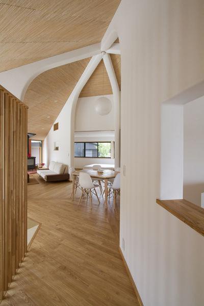 Kazuya Morita Architecture Studio-Pentagonal House
