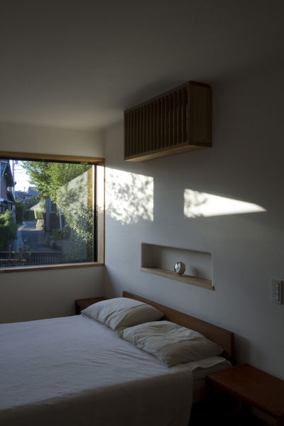 Pentagonal House by Kazuya Morita Architecture Studio | Detached houses