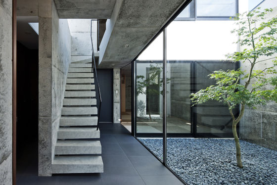 EDGE de APOLLO Architects & Associates | Casas Unifamiliares