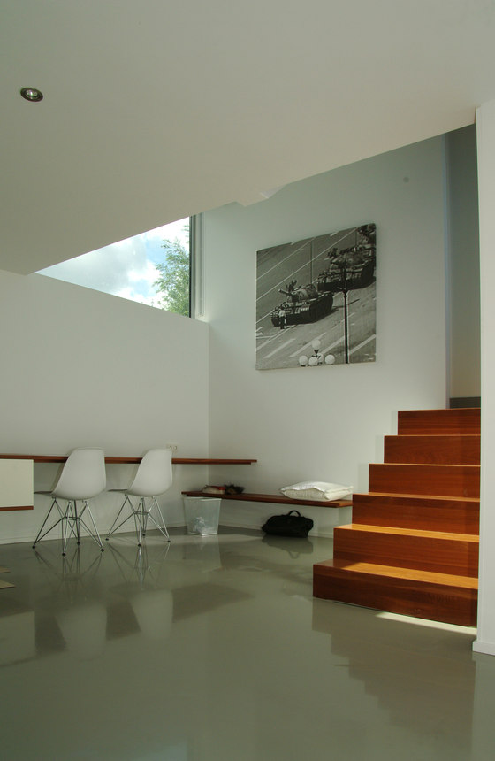 Watervilla de Omval de +31ARCHITECTS | Casas Unifamiliares