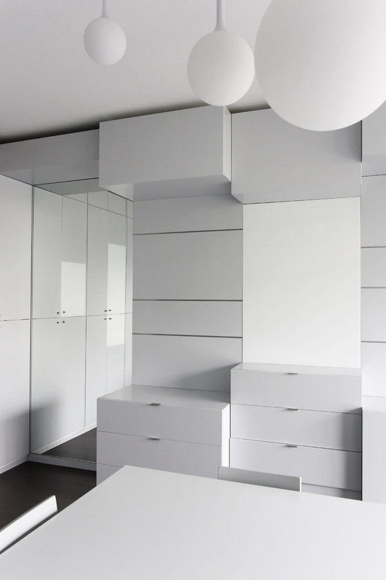 Pascal Grasso Architectures-Stella K Showroom