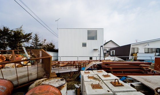 House of Trough by Jun Igarashi Architects | Living space