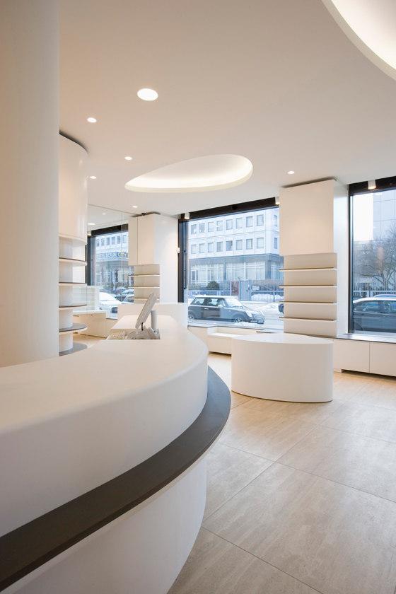 Friedrichstadtapotheke by wiewiorra hopp architekten   Shop interiors