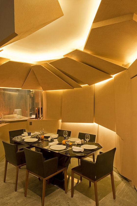 naço architectures-Le 39V restaurant