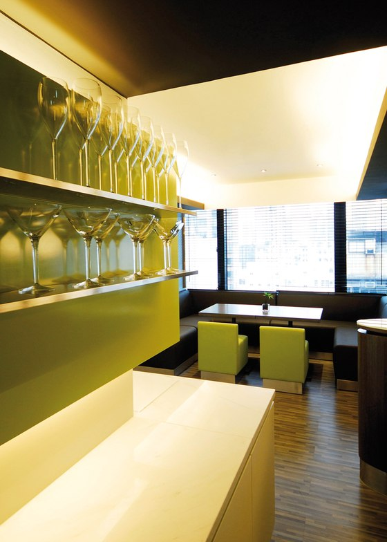 Novotel HK by naço architectures | Hotel interiors