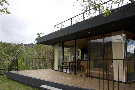 Hotel Finca el Retorno by G Ateliers Architecture | Detached houses