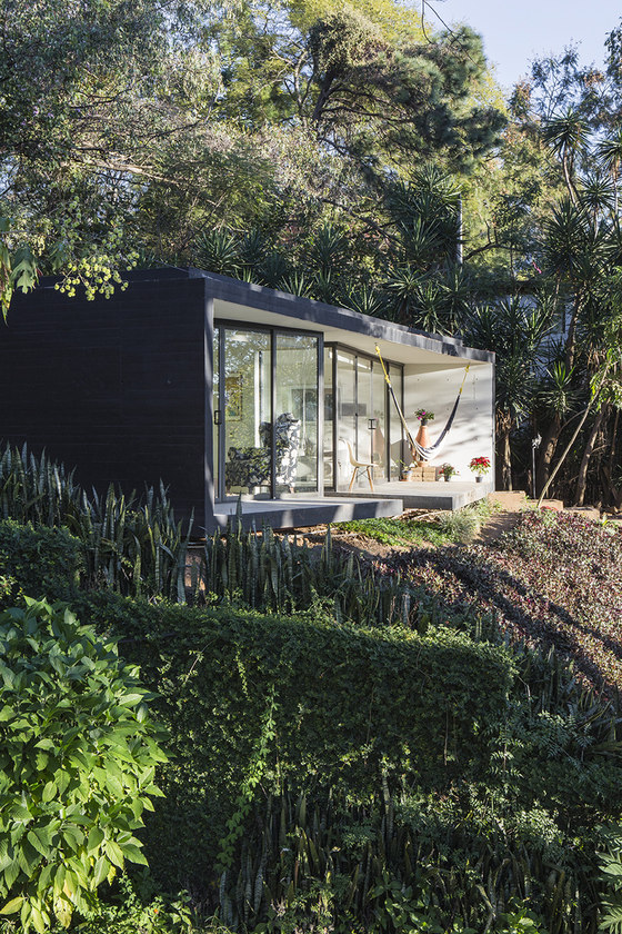 Tepoztlan Bungalow by Cadaval & Solà-Morales | Detached houses