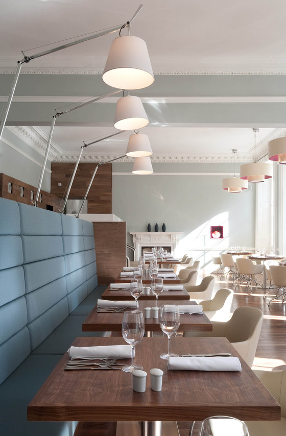 Elliot's Restaurant & Bar von Ian Springford | Bar-Interieurs